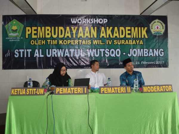 Workshop Pemberdayaan Akademik