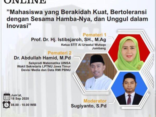 Kuliah Umum Online