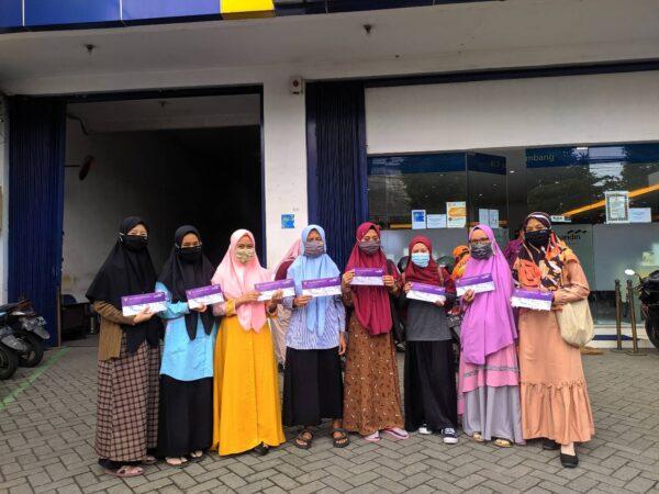 8 Mahasiswa Penerima KIP Tahun 2020/2021 Prodi Pendidikan Agama Islam