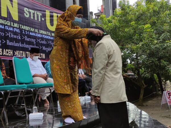 KKN STIT UW JOMBANG 2021: TETAP BERJUANG DAN MENGABDI DI MASA PANDEMI